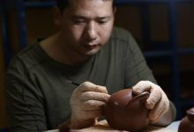 广西工艺美术大师廖家森和他的建水紫陶作品-紫陶街
