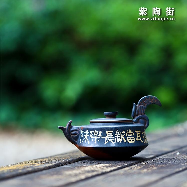 建水紫陶艺术家马成林创作的四个阶段及作品风格-紫陶街
