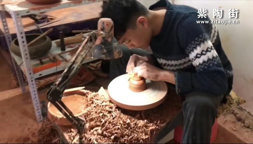 建水尤梦涛简介及紫陶作品欣赏-紫陶街