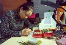 刘丹、冬和、家兰和他们的尚亦陶艺紫陶工作室-紫陶街