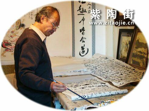 苏佛涛老师介绍及作品欣赏插图