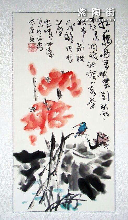 苏佛涛老师介绍及作品欣赏插图17