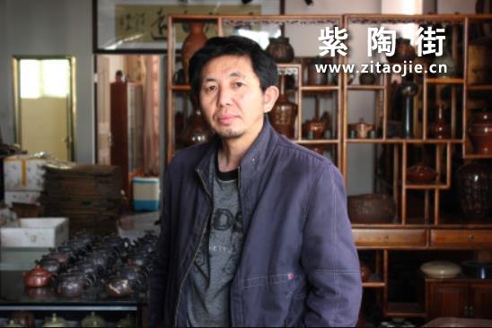 建水紫陶李勇(半根)介绍及作品欣赏-紫陶街