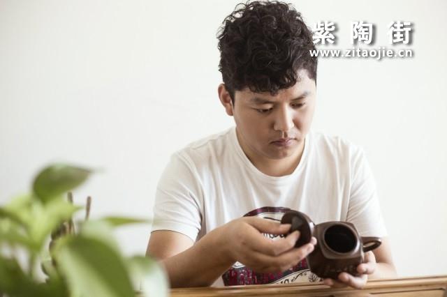 建水紫陶朱士灿简介及作品欣赏-紫陶街