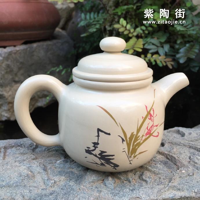 建水紫陶杨春丽介绍和紫陶壶作品欣赏插图1