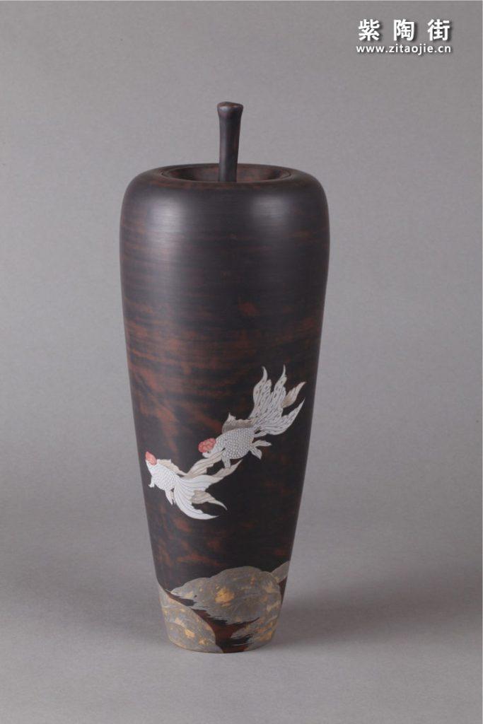 正高级工艺美术师向进兴及紫陶代表作插图3