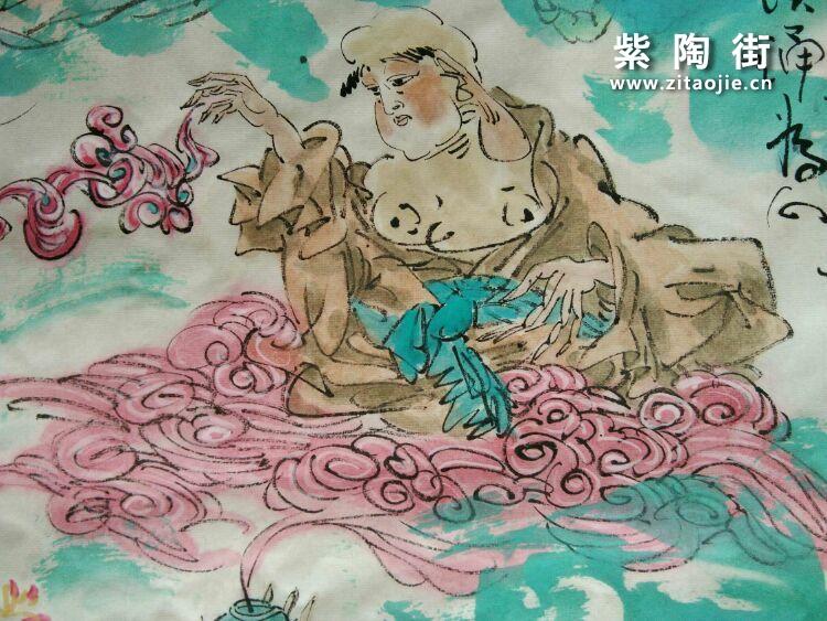 苏佛涛老师介绍及作品欣赏插图10