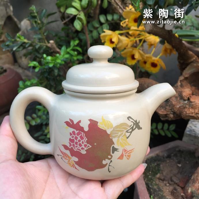 建水紫陶杨春丽介绍和紫陶壶作品欣赏插图2