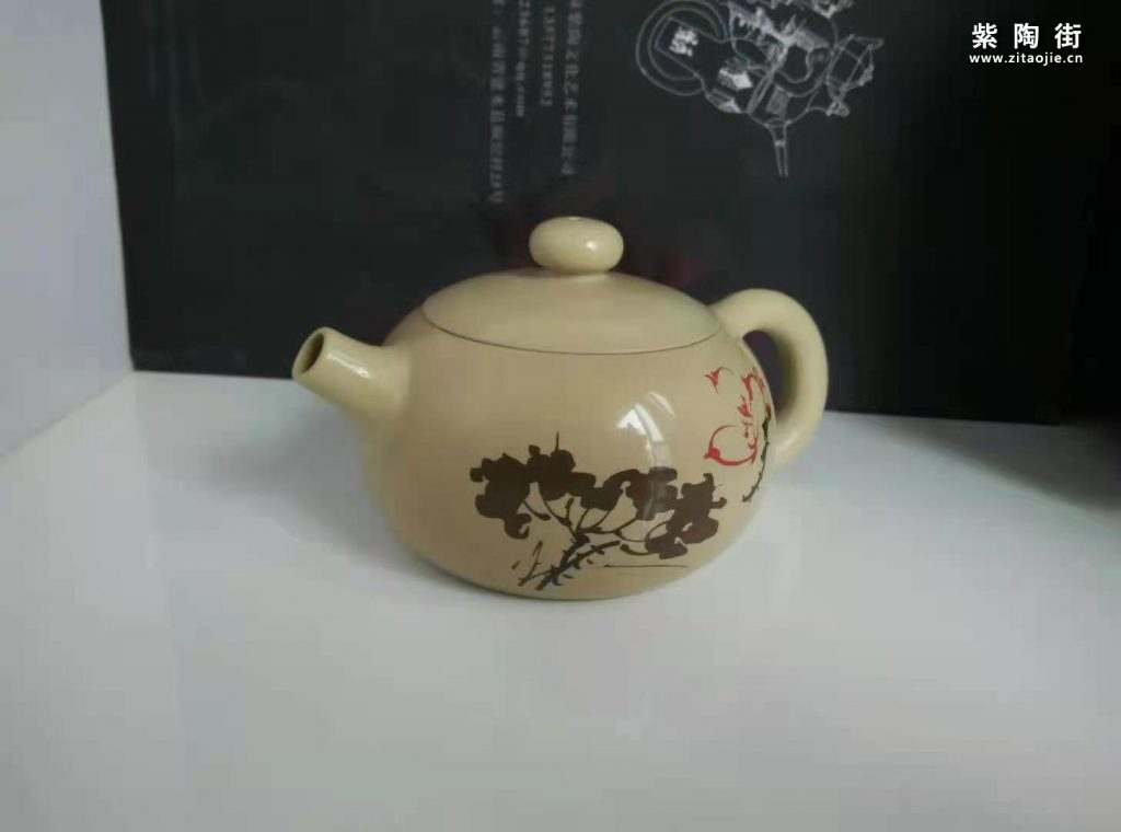 建水紫陶杨春丽介绍和紫陶壶作品欣赏插图11