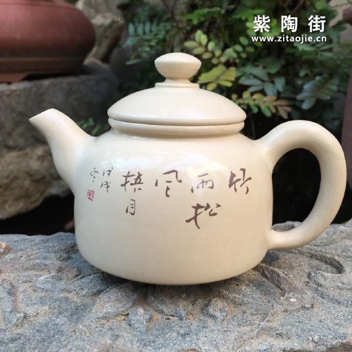 建水紫陶杨春丽介绍和紫陶壶作品欣赏插图4