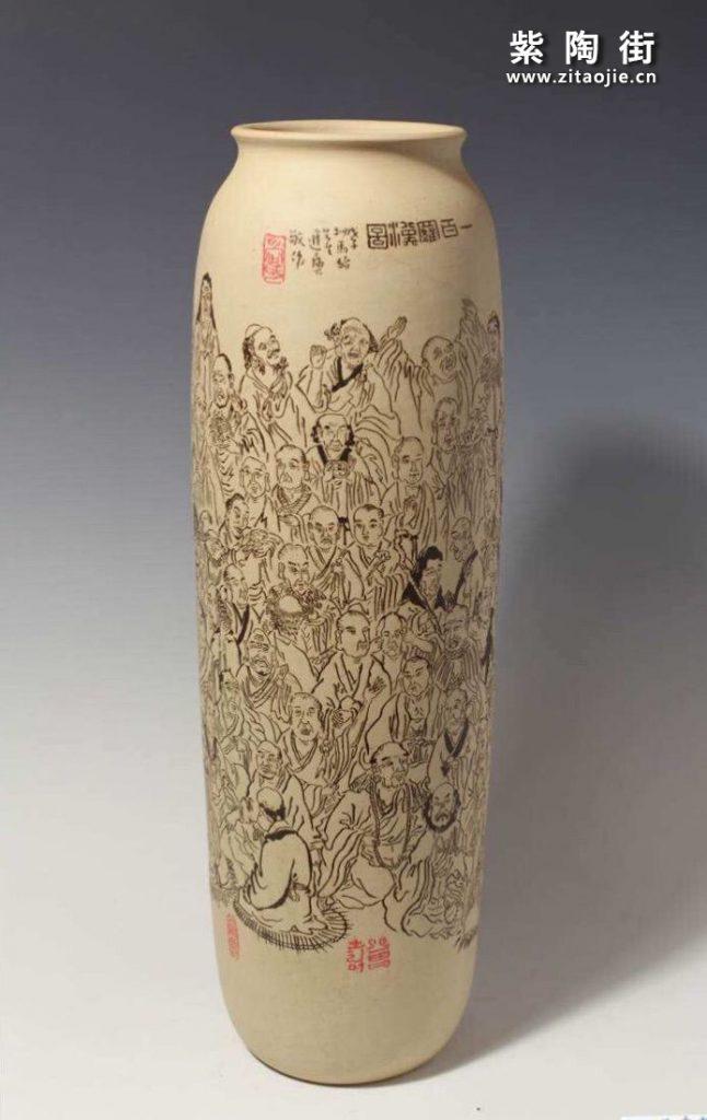 正高级工艺美术师向进兴及紫陶代表作插图14