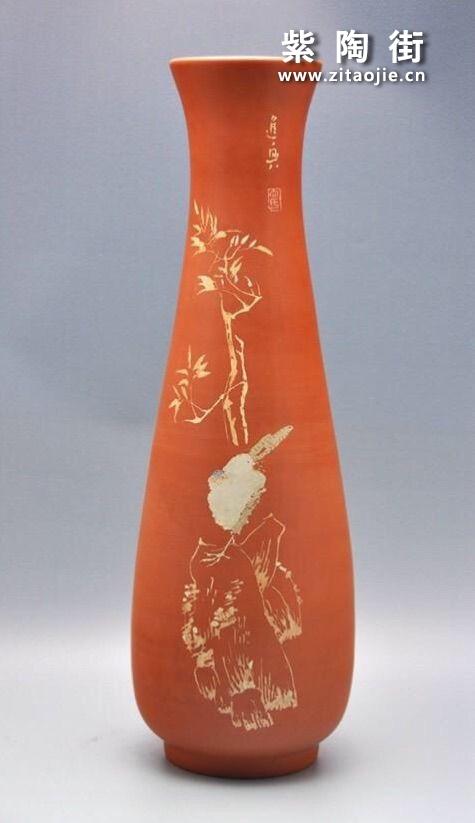 正高级工艺美术师向进兴及紫陶代表作插图15