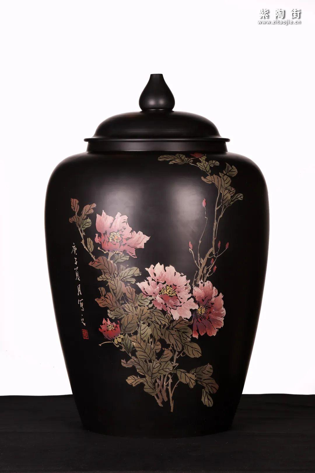 建水紫陶精品茶缸雅赏插图19