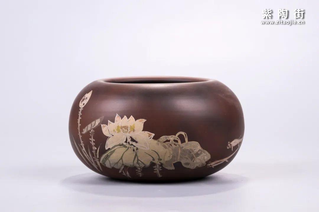 建水紫陶精品水洗品鉴插图23