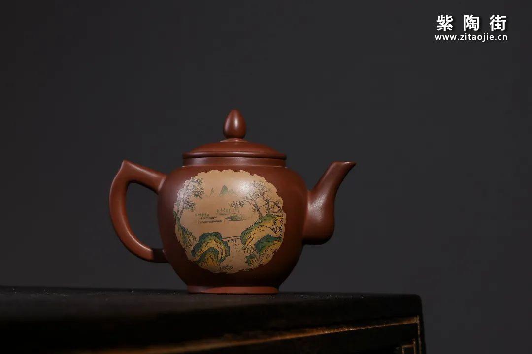 建水玄同陶介绍及紫陶作品欣赏插图8