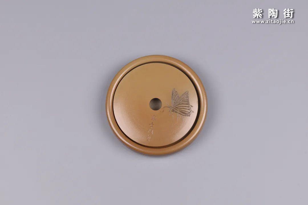 建水紫陶干泡盘插图63