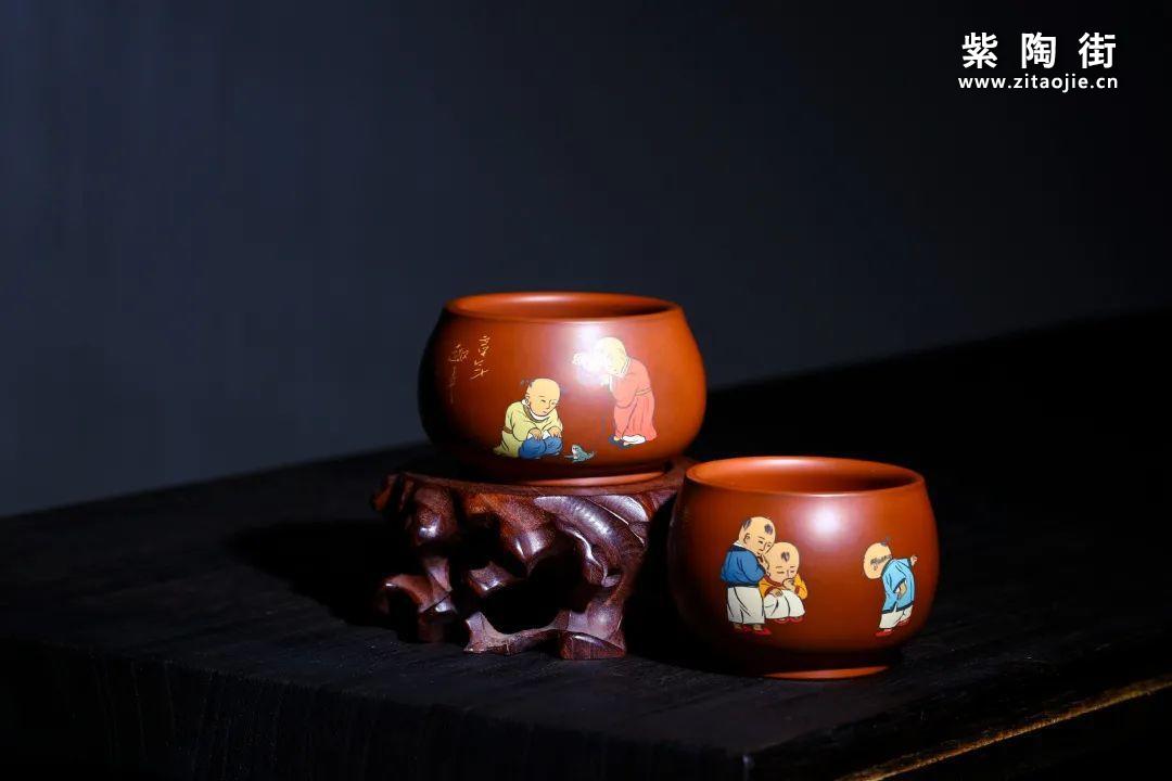 建水紫陶王天龙介绍及作品欣赏插图23