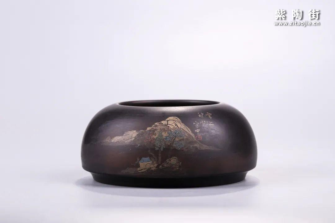 建水紫陶精品水洗品鉴插图24