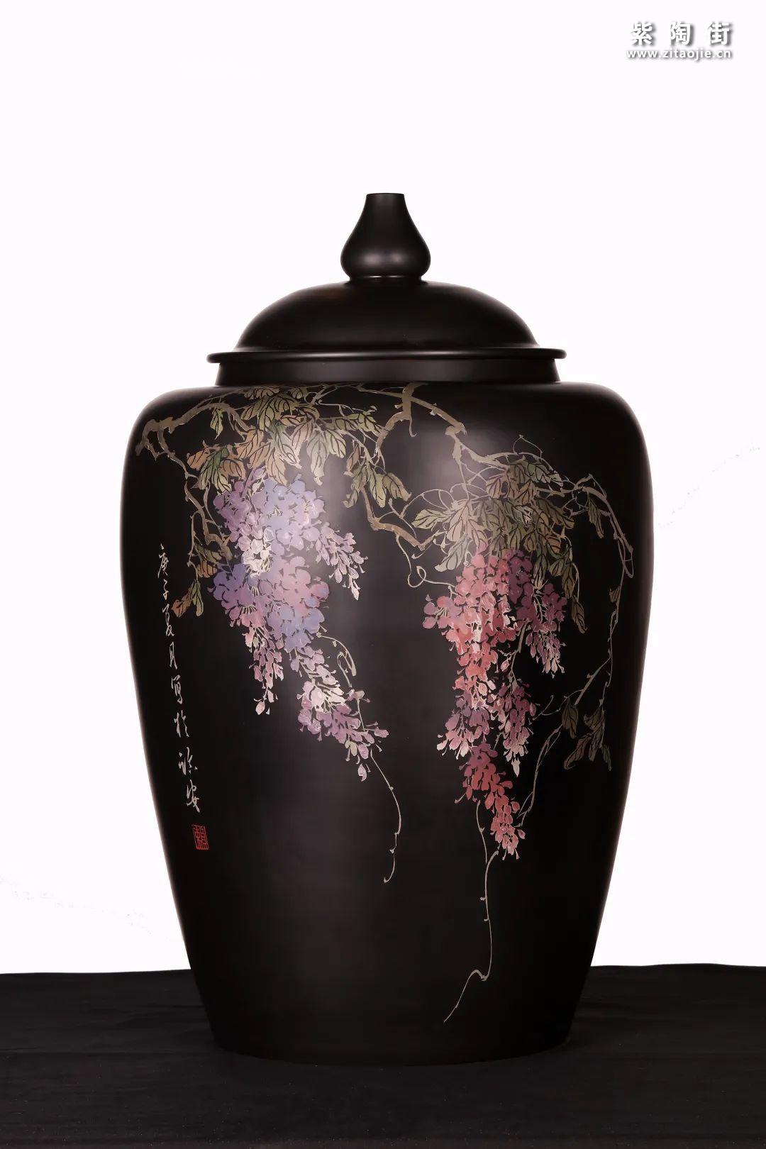 建水紫陶精品茶缸雅赏插图17