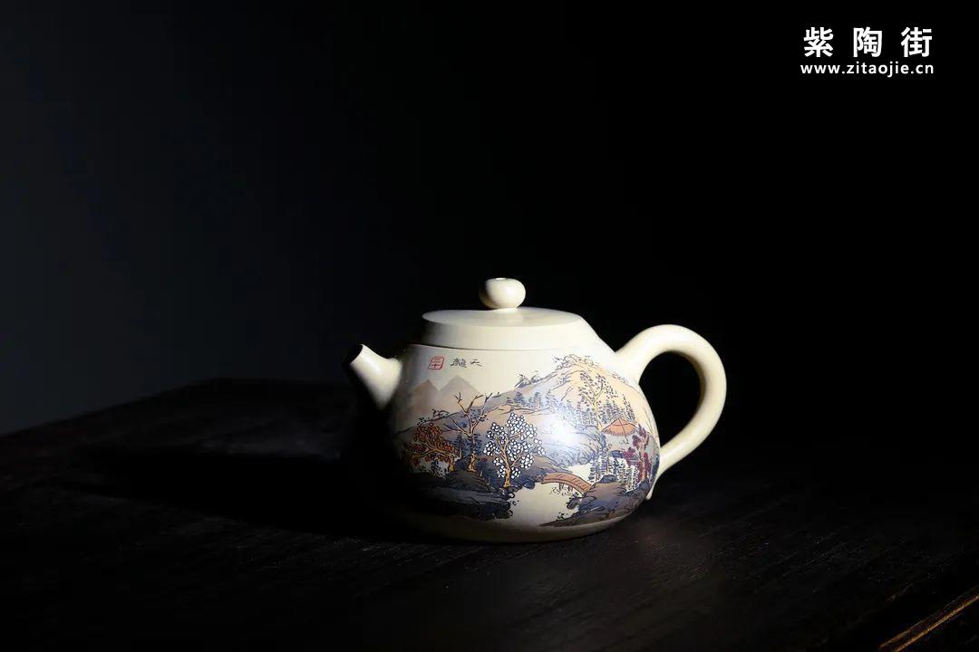 建水紫陶王天龙介绍及作品欣赏插图5