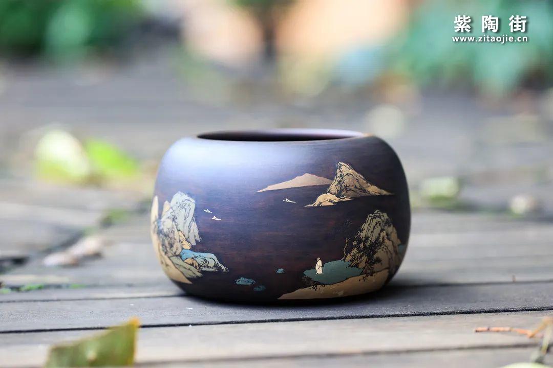 建水紫陶孔凡庚简介和紫陶精品展插图19
