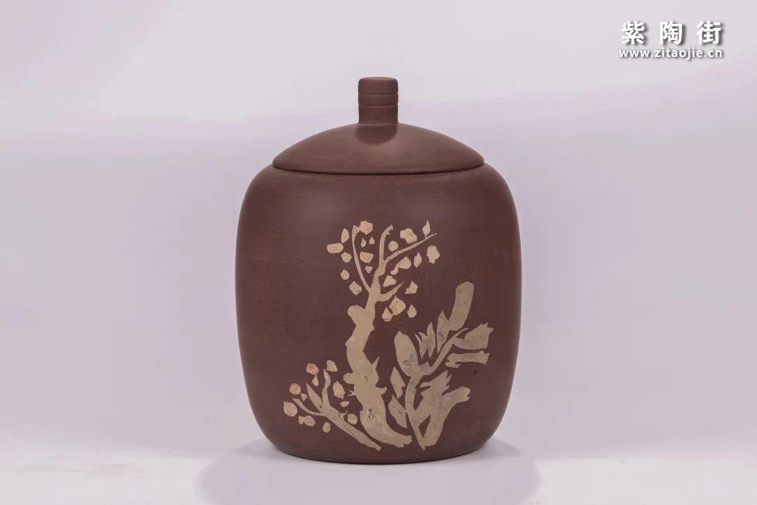 建水紫陶醒茶罐插图28