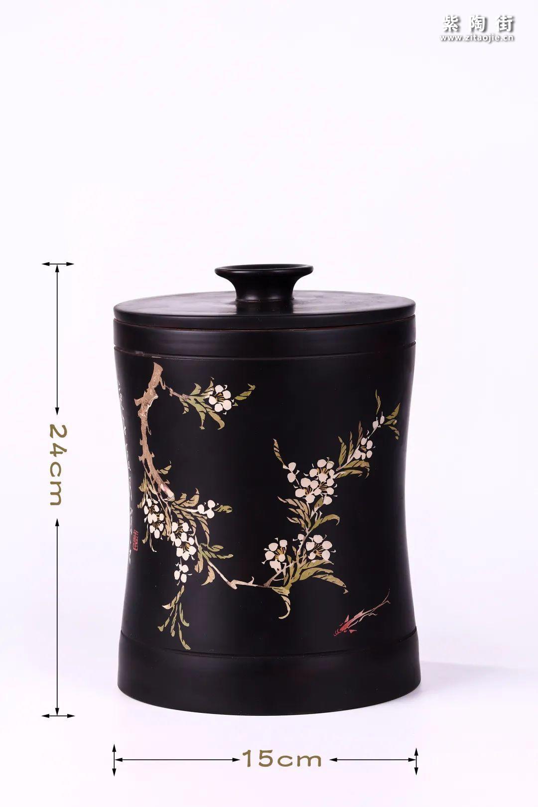 建水紫陶赖恒东作品赏析插图44