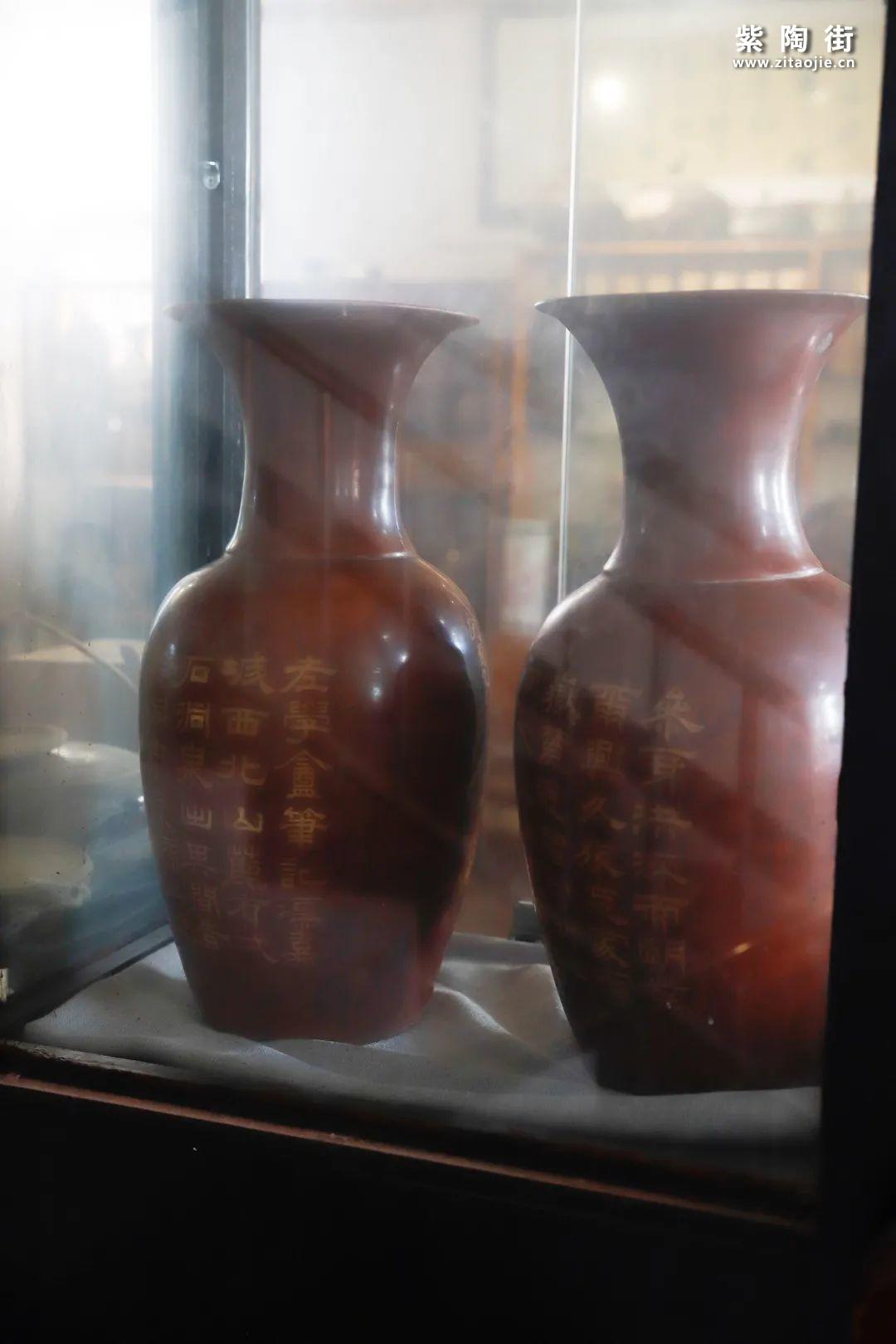 李勇和儿子李想的介绍及紫陶作品欣赏插图9