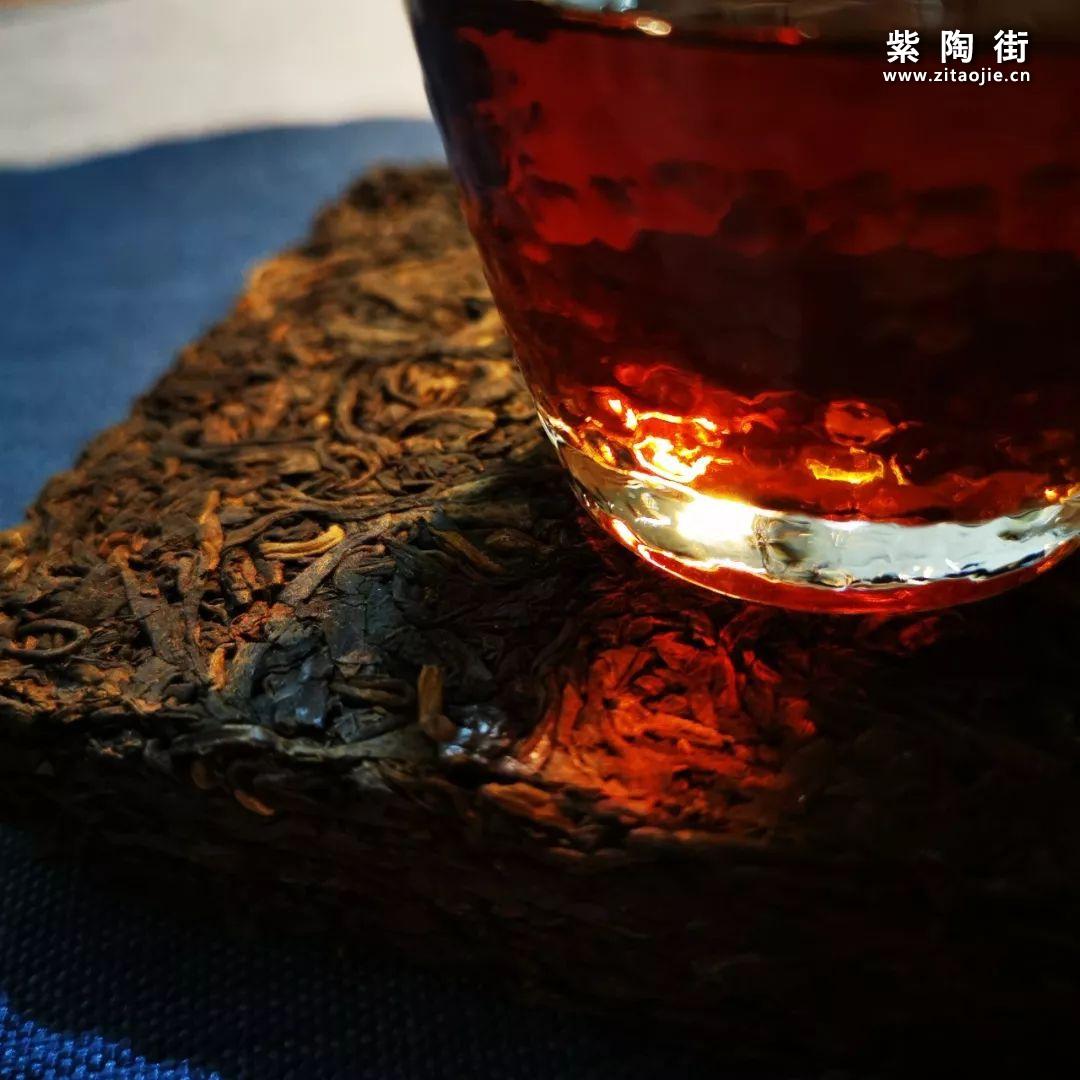 二十年老茶冲泡秘籍 1998年熟茶砖插图4