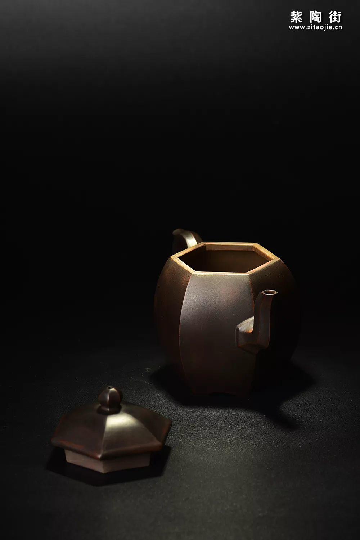 建水紫陶方壶为什么比圆壶更贵?插图27