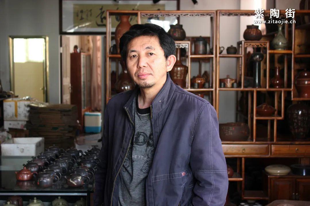 李勇和儿子李想的介绍及紫陶作品欣赏插图4