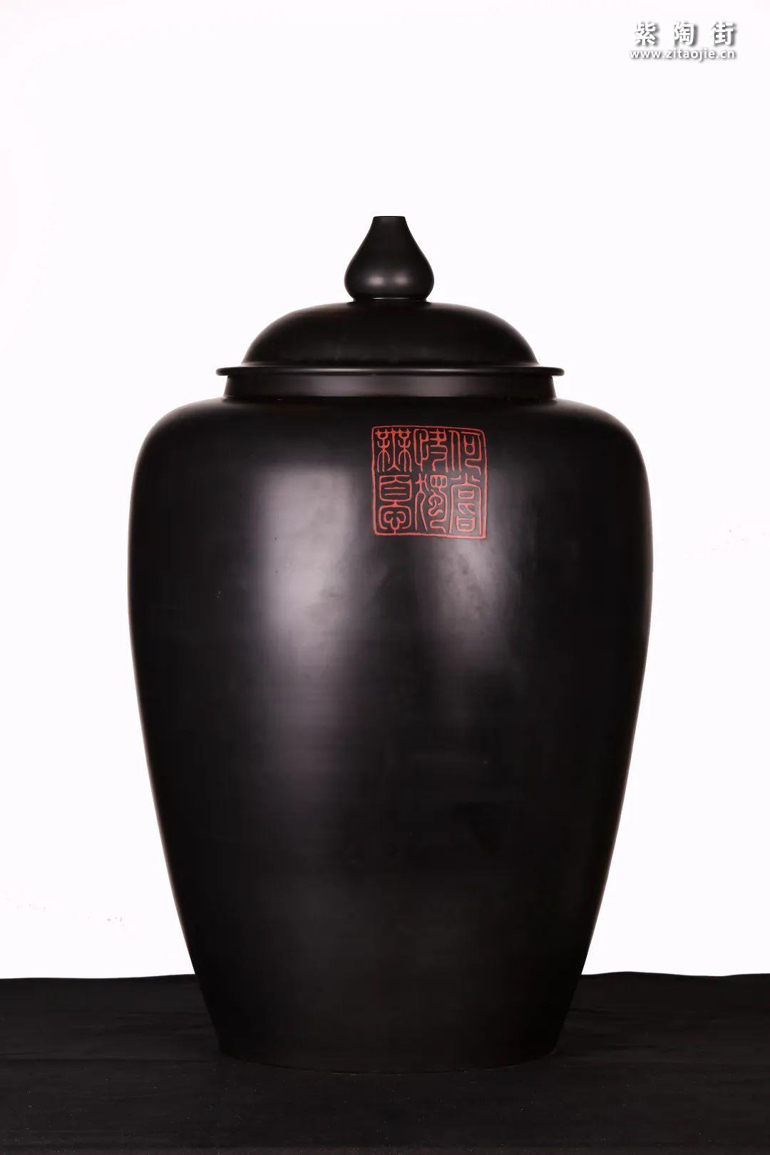 建水紫陶精品茶缸雅赏插图22