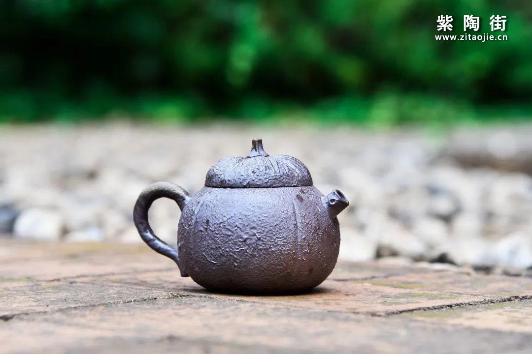 建水肖春魁(浪鬼)柴烧作品赏插图25