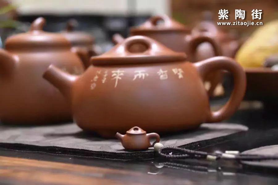 建水紫陶大师李映禄和他的妻子李艳插图22
