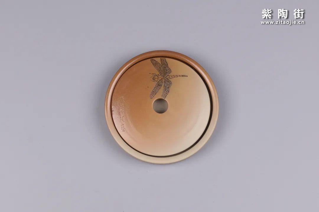 建水紫陶干泡盘插图38
