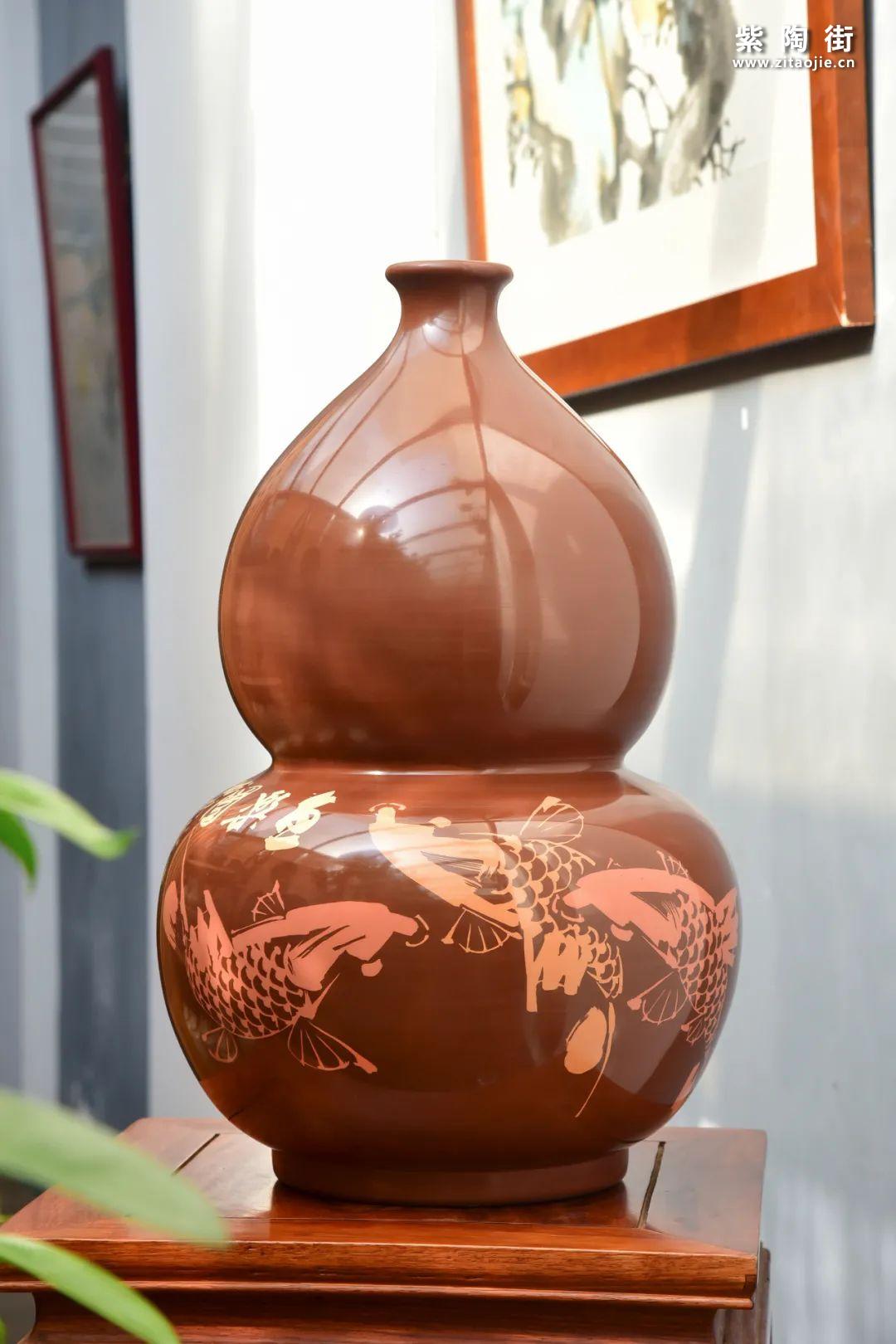 常见的几种建水紫陶瓶型插图8