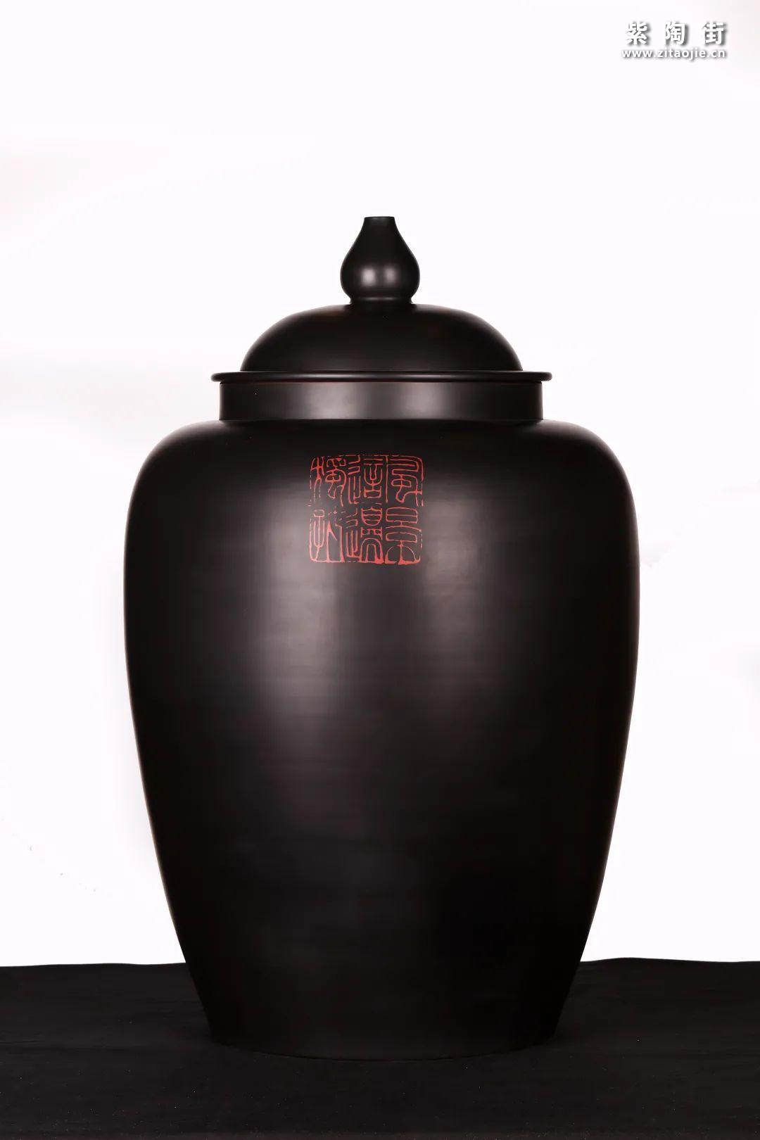 建水紫陶精品茶缸雅赏插图14