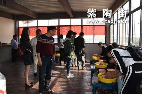 浪鬼餐具亮相临安非遗培训活动-紫陶街