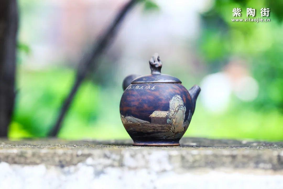 建水紫陶彭灿卿(一末)作品鉴赏插图16