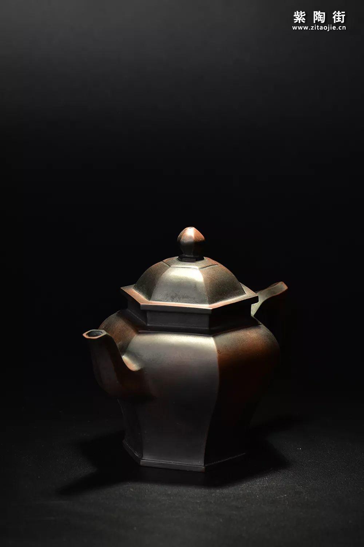 建水紫陶方壶为什么比圆壶更贵?插图28