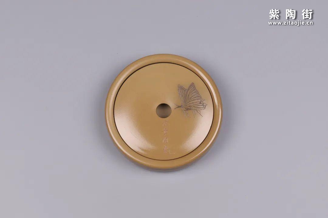 建水紫陶干泡盘插图105
