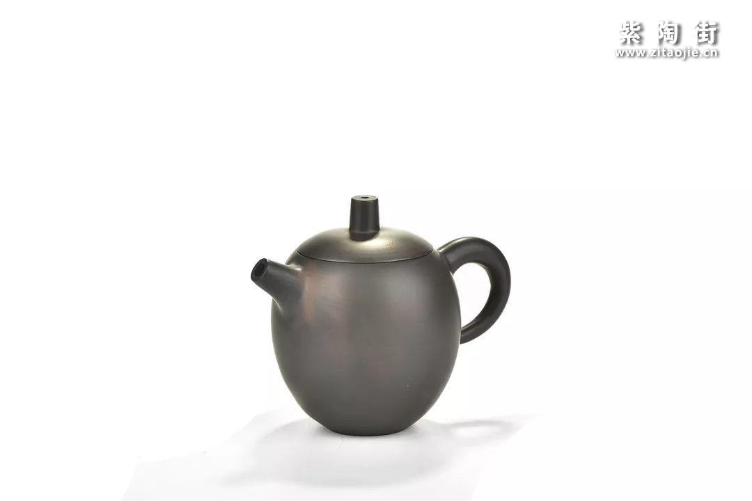 曾慧玲(子雨)建水紫陶作品鉴赏插图11