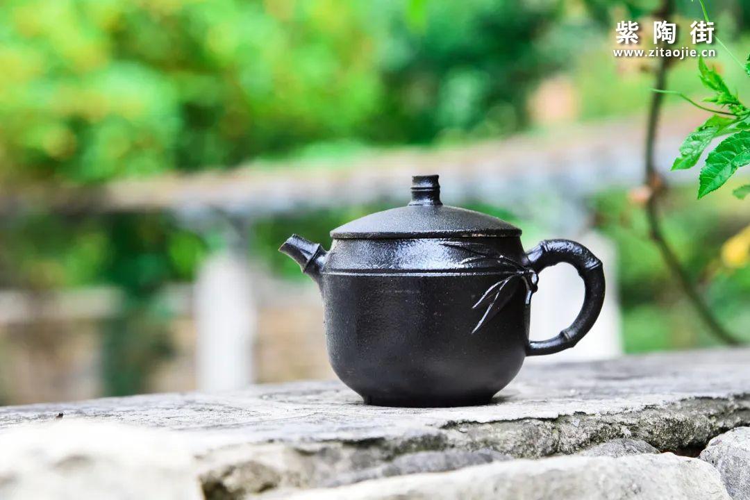 建水肖春魁(浪鬼)柴烧作品赏插图39