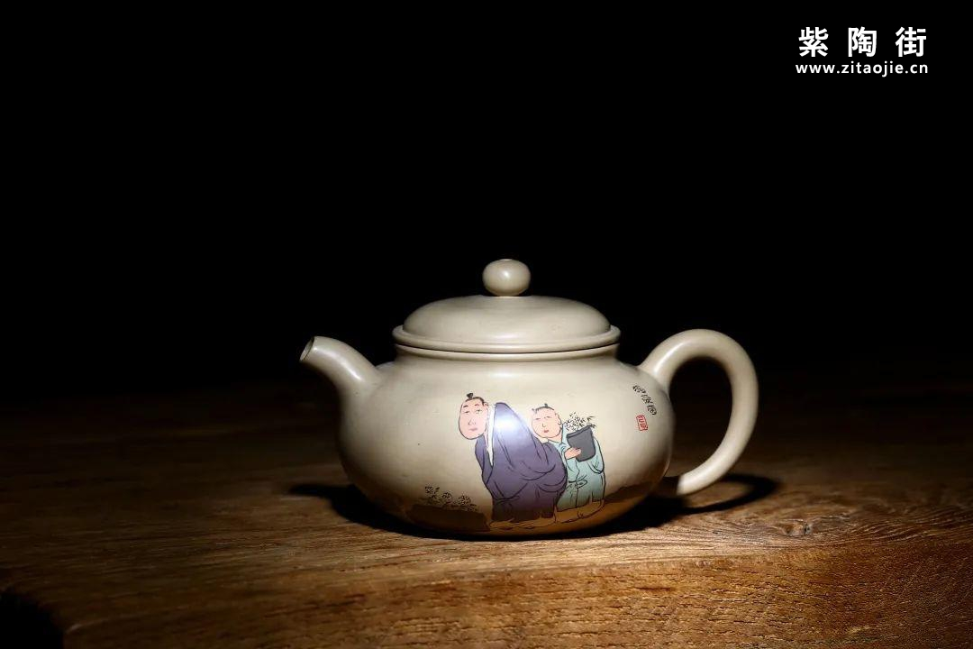 建水紫陶白泥壶怎么养?插图9