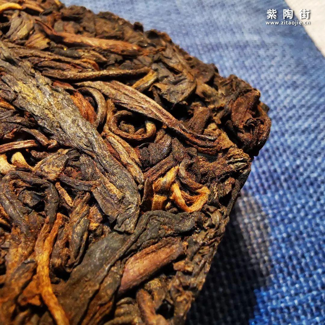 二十年老茶冲泡秘籍 1998年熟茶砖插图3