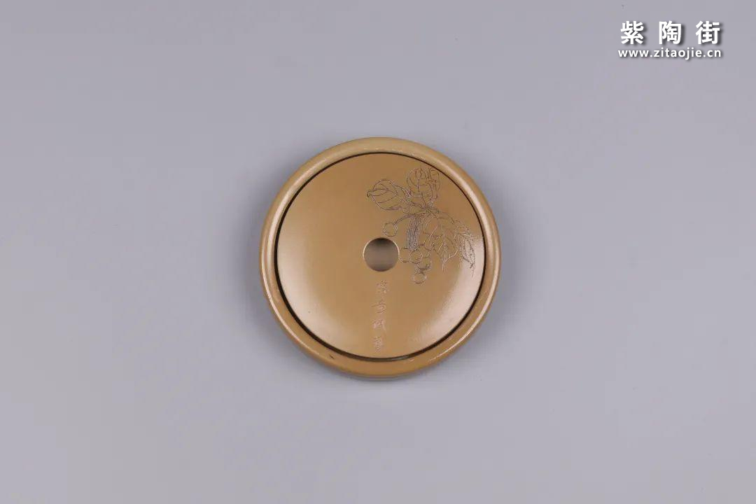 建水紫陶干泡盘插图70