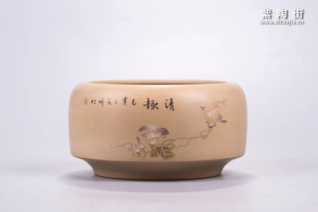 建水紫陶精品水洗品鉴插图21