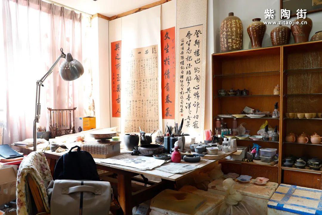 李勇和儿子李想的介绍及紫陶作品欣赏插图7