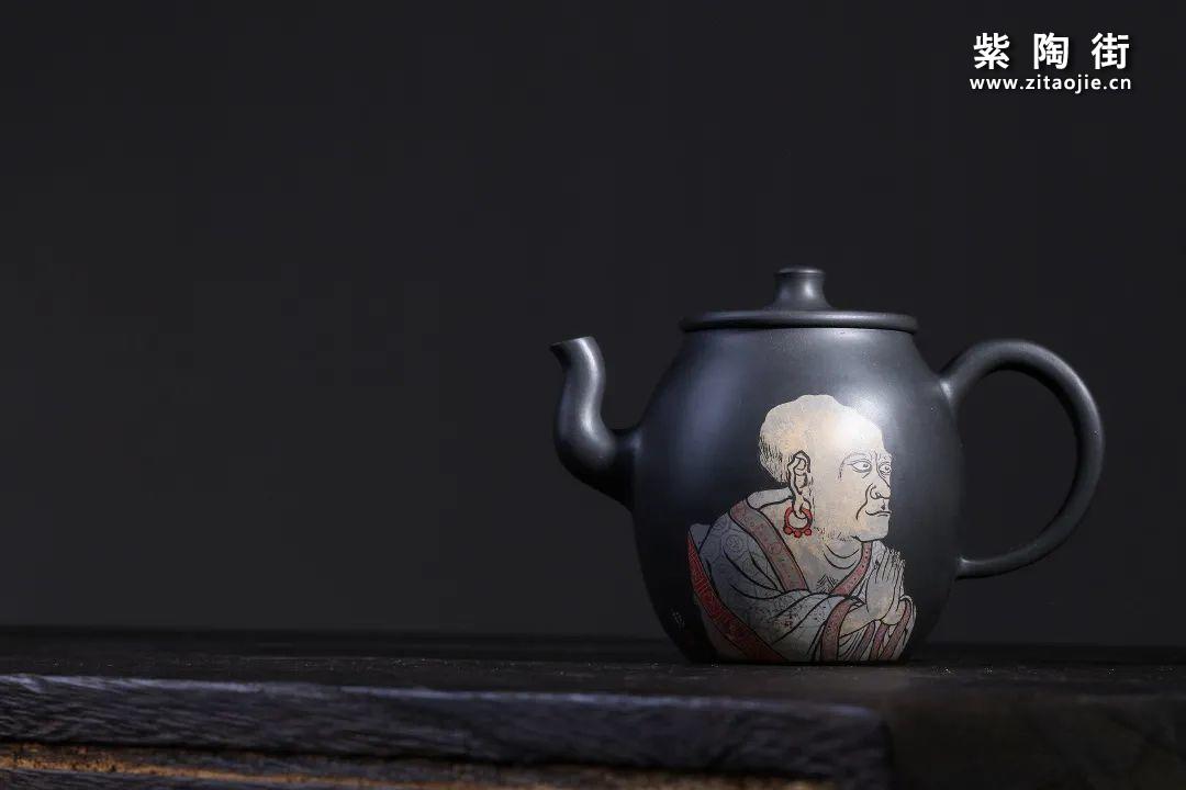 建水紫陶名家陈学作品欣赏插图25