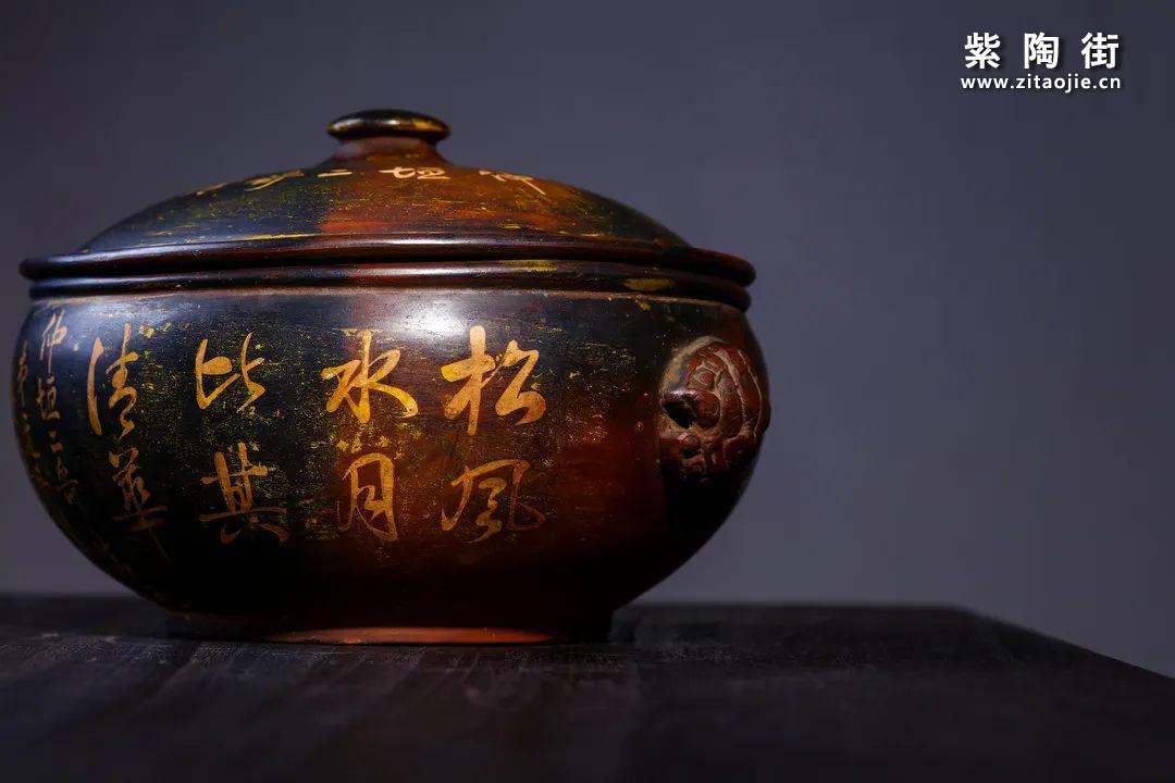 建水紫陶汽锅插图79